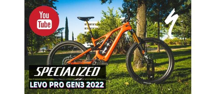 SPECIALIZED LEVO PRO GEN3 2022 ➡️ LA MEJOR E-MTB 2022