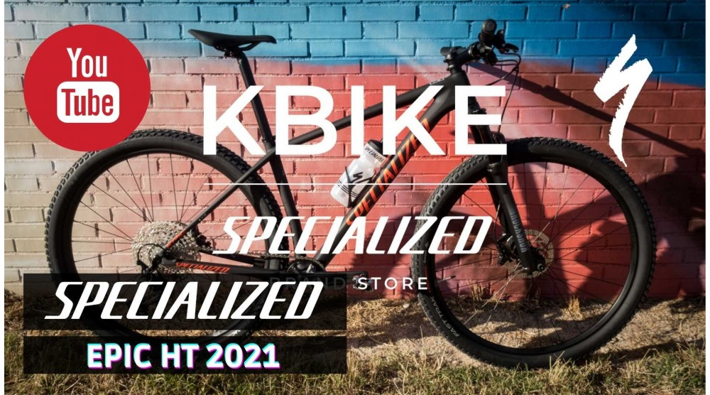 SPECIALIZED EPIC HT ➡️ KBIKE.ES