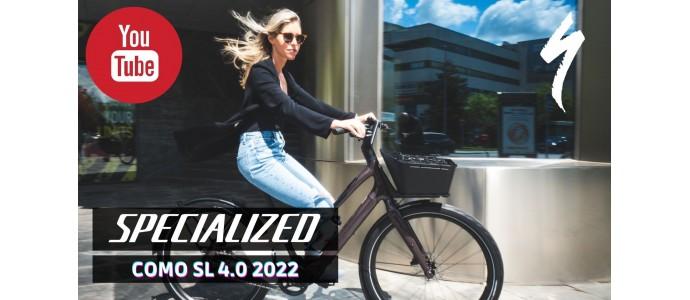 ¡NUEVA! Specialized COMO SL 4.0 2022 / KBIKE.ES