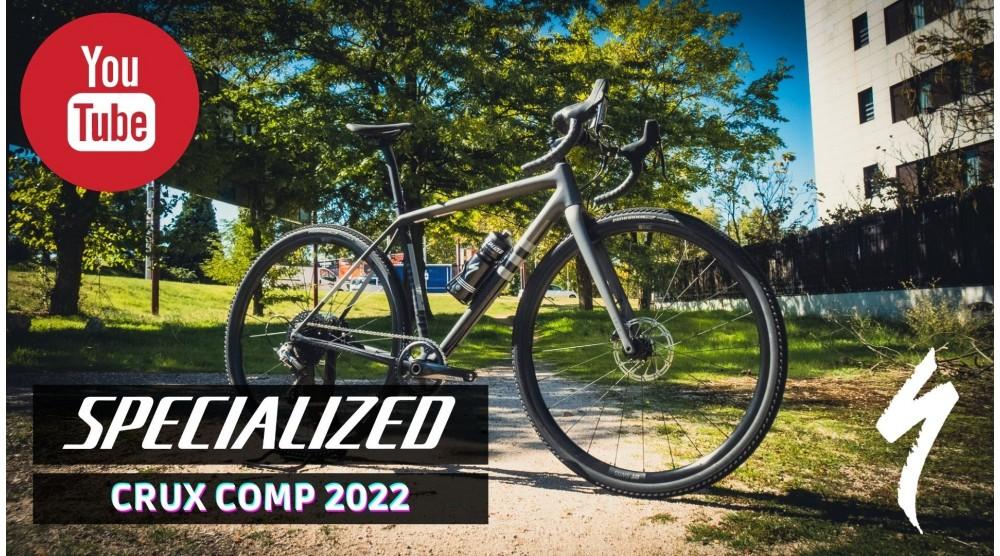 ¡NUEVA! SPECIALIZED CRUX 2022 | GRAVEL DE RENDIMIENTO